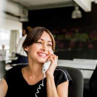 קרא עוד על שירות מענה אנושי לעסקים